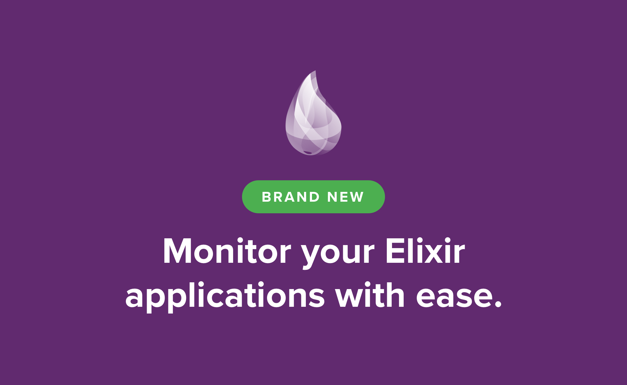 Application Monitoring for Elixir applications | AppSignal
